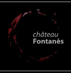 Étiquette Château Fontanes Pic St-Loup